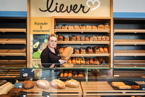 Bakkerij Tijsterman Leiden Noord