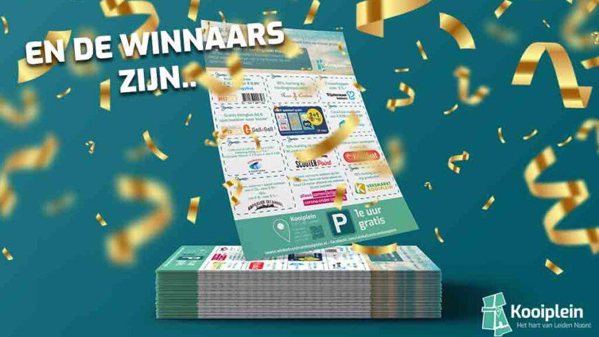 Winnaars Knip & Win 2020